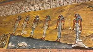 Vallée des rois, Louxor, Égypte - Les Routes du Monde