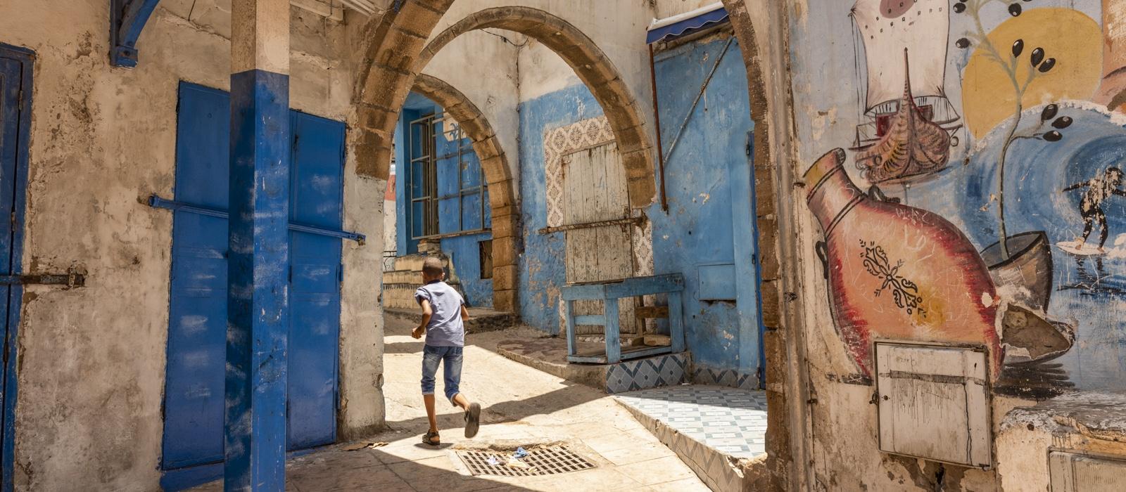 Médina de Safi au Maroc - Les Routes du Monde