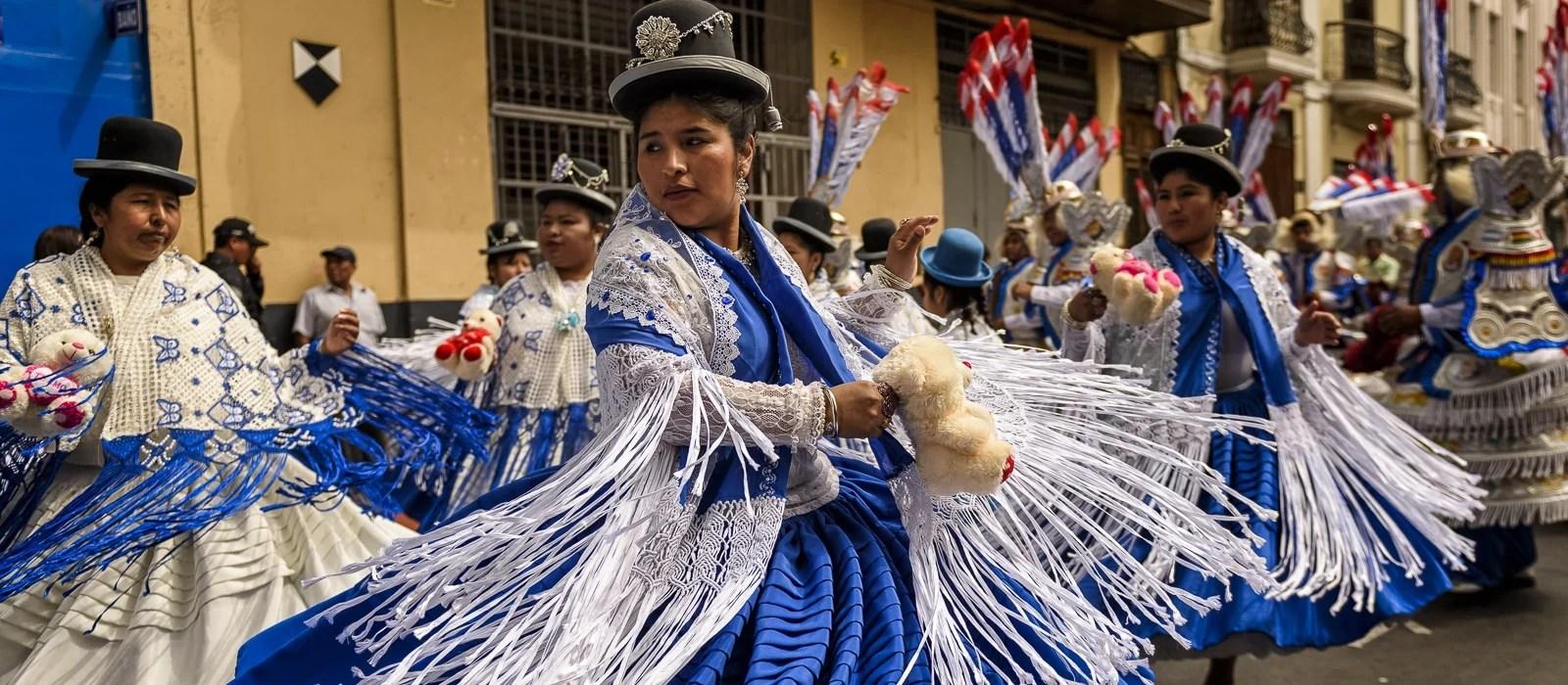 Lima, Pérou - Voyage organisé en petit groupe offert par l'agence de voyage Les routes du Monde