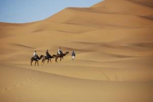 Photo du désert de Merzouga au Maroc - Les Routes du Monde