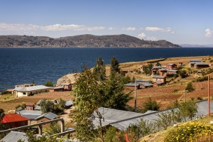 Luquina, Lac Titicaca, pérou - Les Routes du Monde