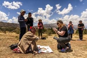 Cérémonie Despacho, Cusco, pérou - Les Routes du Monde