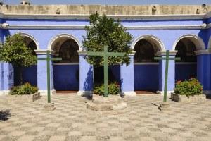 Monastère de Santa Catalina, Arequipa, pérou - Les Routes du Monde