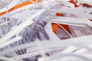 Identity Theft - Are You Protected? - Shred your documents