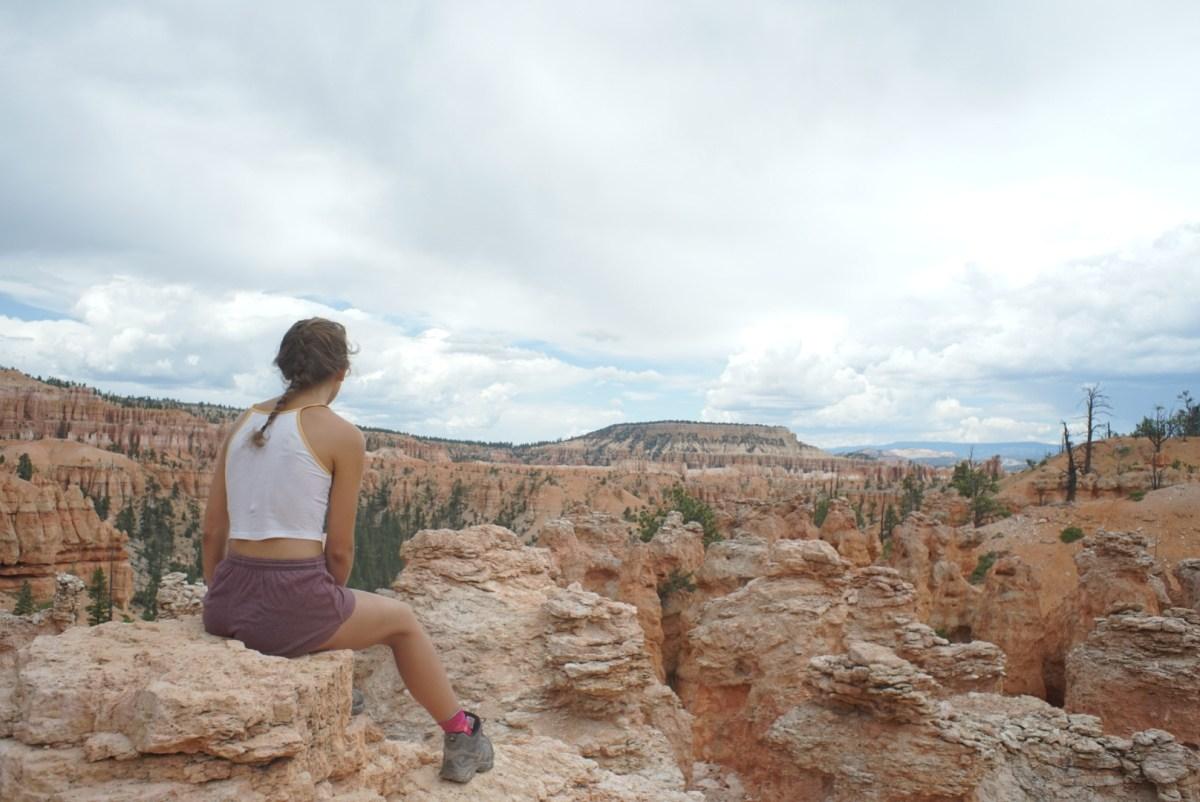 Peek-a-Boo trail, Bryce Canyon