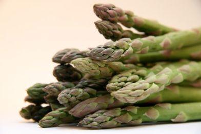 fibrous veggies help the gut microbiome