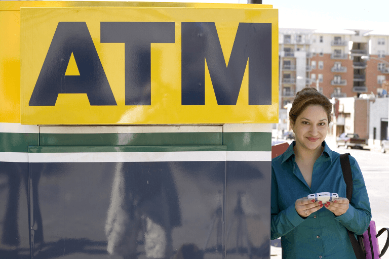 ATM Money Exchange Budapest