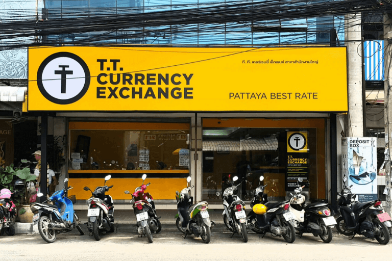 T.T. Currency Exchange Pattaya