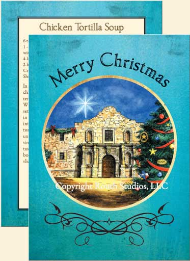 Christmas At The Alamo San Antonio Texas Christmas