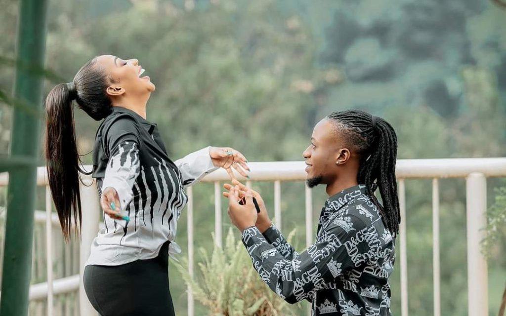 Asha proposes to Bad Black