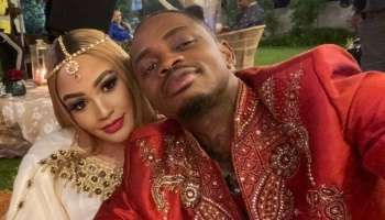 Zari celebrated Eid with Diamond Platnumz in South Africa