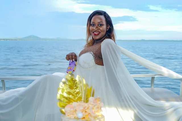 Fabrice Nagawa is expecting first child with Joel Senyonyi