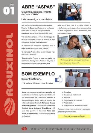 Jornal Expresso Rouxinol - Nº03