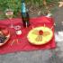 Alcuni degli oggetti ritrovati secondo il Giornale di Brescia