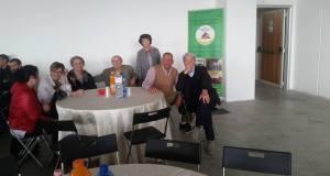 I volontari di Rovato del Fare all'inaugurazione del centro islamico, foto da Facebook