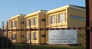Le scuole medie di Rovato, foto da pagina Facebook Comune