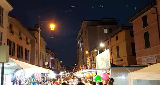Notte bianca a Rovato, foto da pagina Facebook