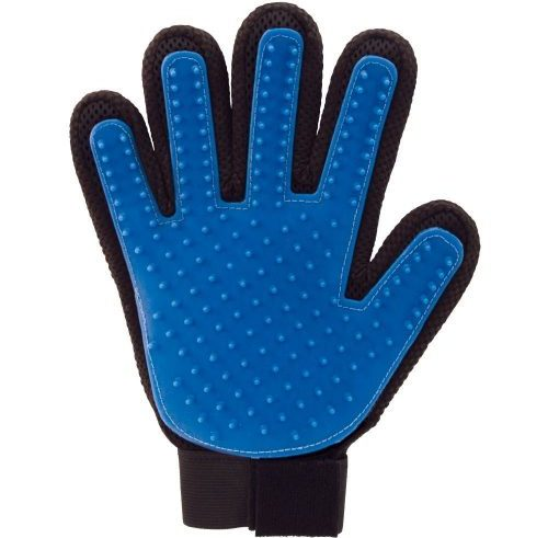 grooming glove your pet will love