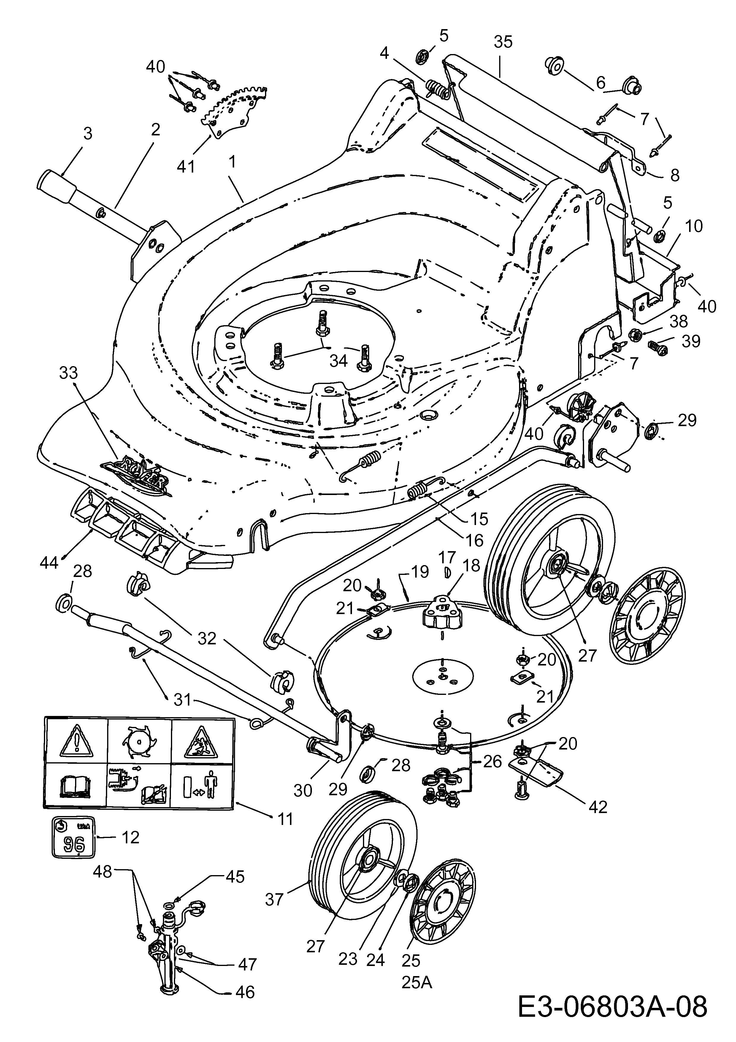 Briggs And Stratton Wiring Diagram