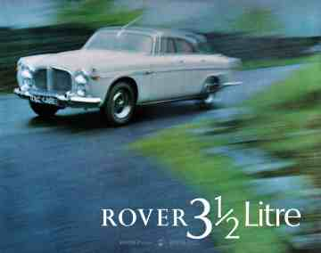 Brochure---1968---Rover-3½-Litre---Image---White-Coupe-Blurred