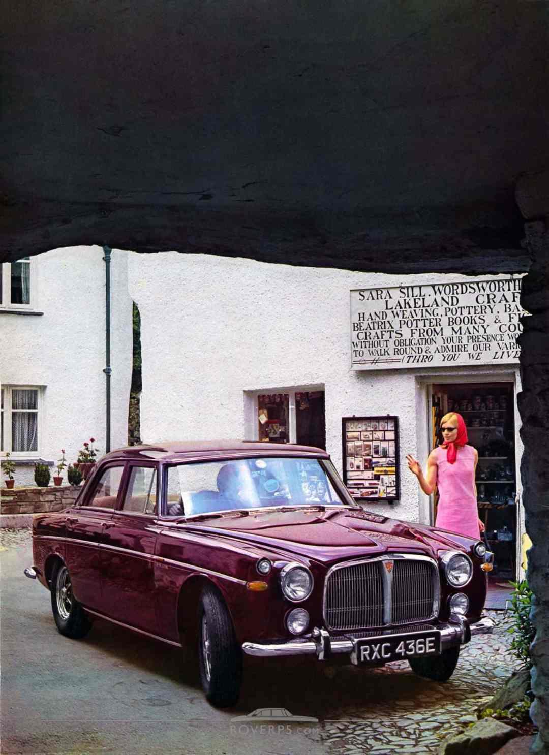 Brochure - 1967 - Rover - Page 03