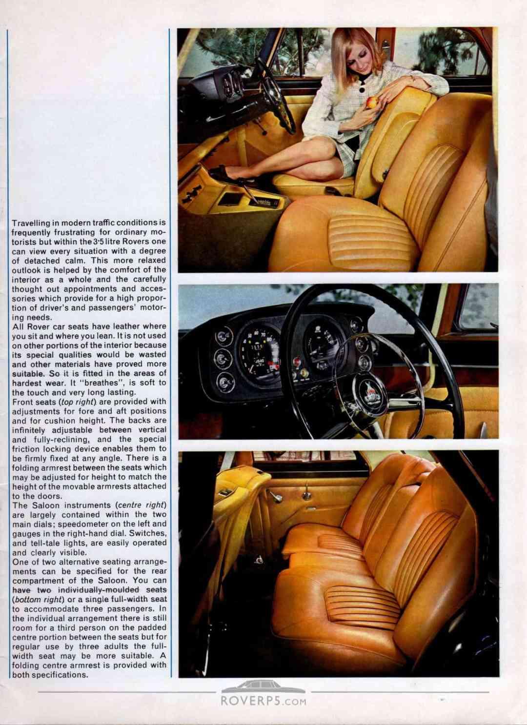 Brochure - 1967 - Rover - Page 04