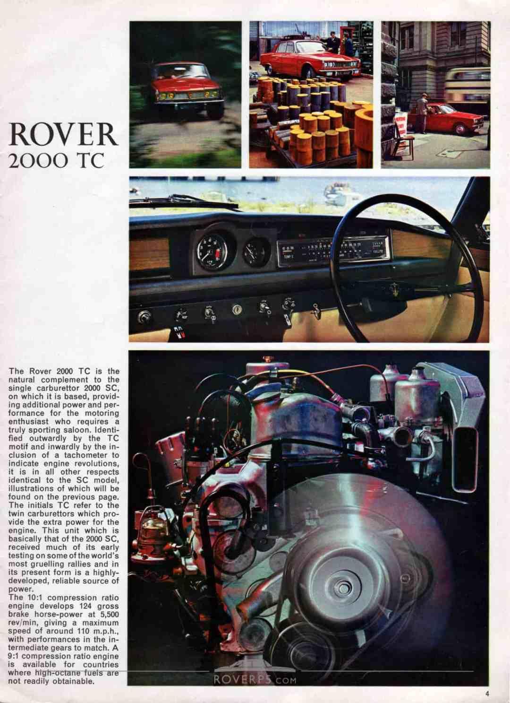 Brochure - 1968 - Rover - Page 04