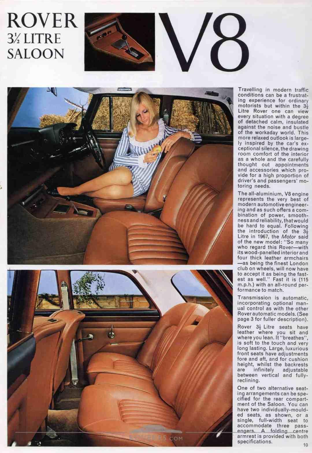 Brochure - 1969 - Rover - Page 09