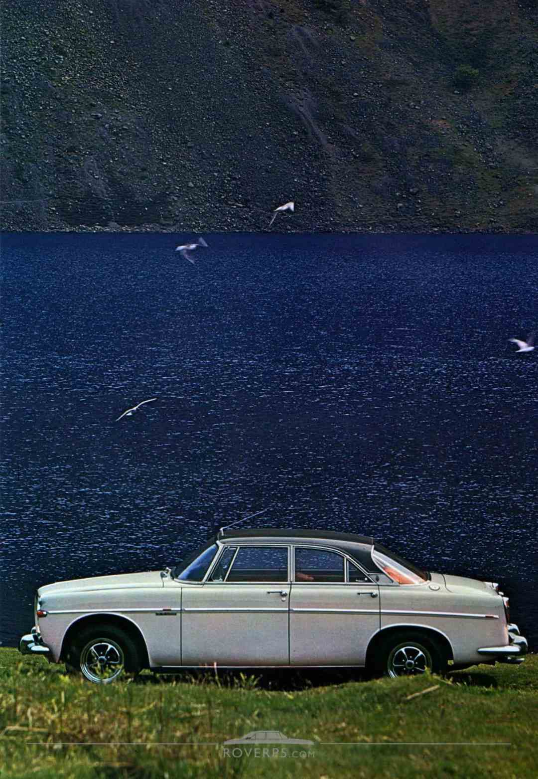 Brochure - 1969 - Rover - Page 11