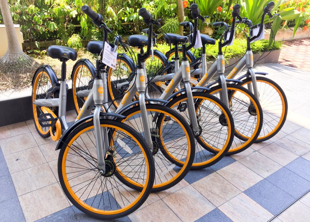 Image result for obike kl