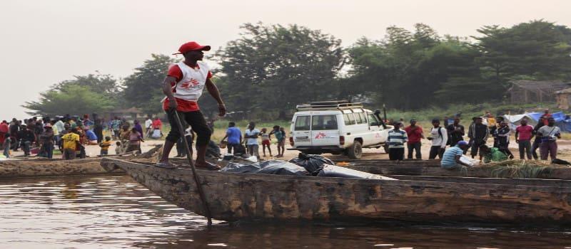«Γιατροί Χωρίς Σύνορα» – Κονγκό Η χειρότερη επιδημία ιλαράς από το 2011