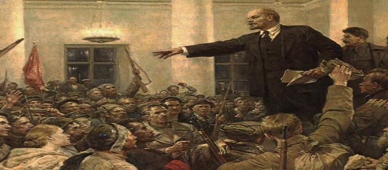 «Ρε πού πάτε με 5%» - Πού είσαι Λένιν να τους δεις