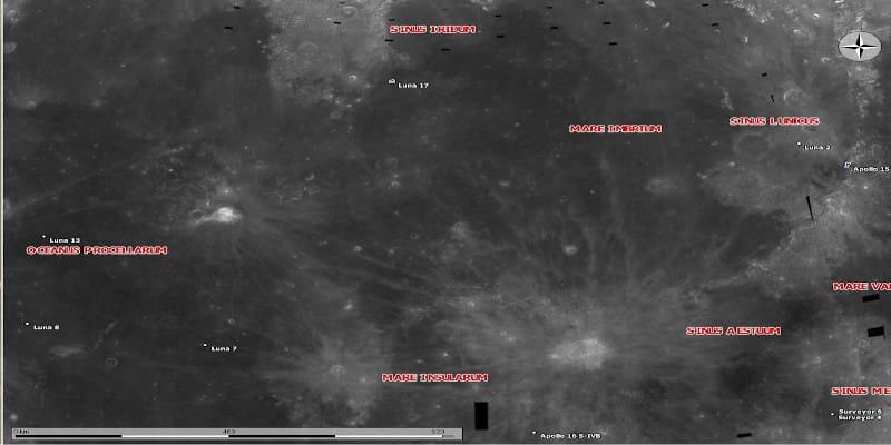 «Luna 2»: Το πρώτο σκάφος που χτύπησε ξένο ουράνιο σώμα