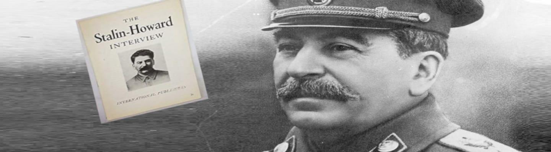 Ένας αμερικανός συζητά με τον Στάλιν (1936) - Μέρος 1ο