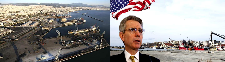 Έτοιμο προς παράδοση στους ΝΑΤΟικούς το Λιμάνι της Αλεξανδρούπολης