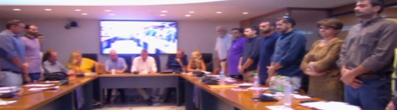 Ίλιον: Δημοτικοί Σύμβουλοι της ΝΔ αρνήθηκαν να τηρήσουν ενός λεπτού σιγή για Φύσσα