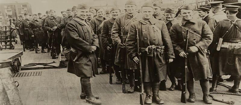 Όταν οι ΗΠΑ νικήθηκαν από τους Μπολσεβίκους