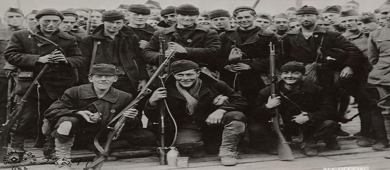 Όταν οι ΗΠΑ νικήθηκαν από τους μπολσεβίκους - Μέρος 1ο
