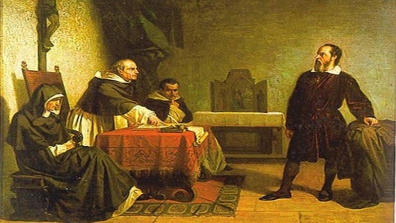 Όταν ο Γαλιλαίος παρουσίαζε τον Πάπα της Ρώμης ως ανόητο