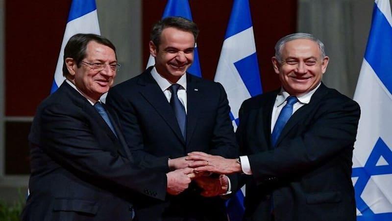 Αγωγός «East Med»: Μόνο νέους κινδύνους για τους λαούς φέρνει η συμφωνία