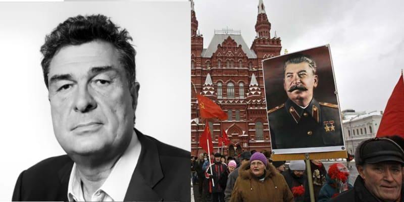 Αλέξης Παπαχελάς: «Απορώ γιατί δεν έχουμε μια πλατεία Στάλιν!»