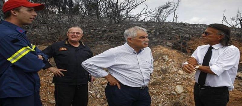 Απόπειρα Ψινάκη να ματαιώσει γιορτή για τους πυρόπληκτους