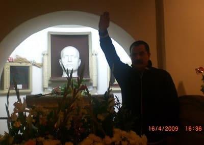 Βεβήλωσαν το «ΟΧΙ» του λαού δίνοντας βήμα στους Ναζί