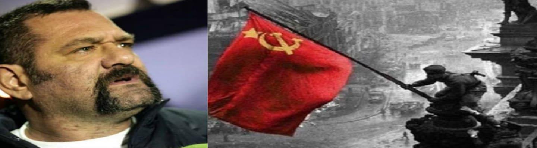 Βλέπει την κόκκινη σημαία και υποφέρει! - Ο Λαγός ζήτησε την καταδίκη του ΚΚΕ