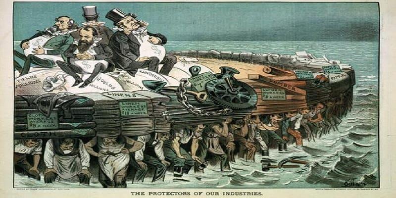 Γιατί δείχνει ακλόνητος ο Καπιταλισμός