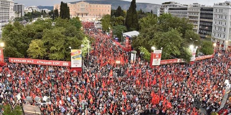 Γιατί και πώς με το ΚΚΕ - Τη στήριξή του εκφράζει ο Ραφαήλ Παπαδόπουλος
