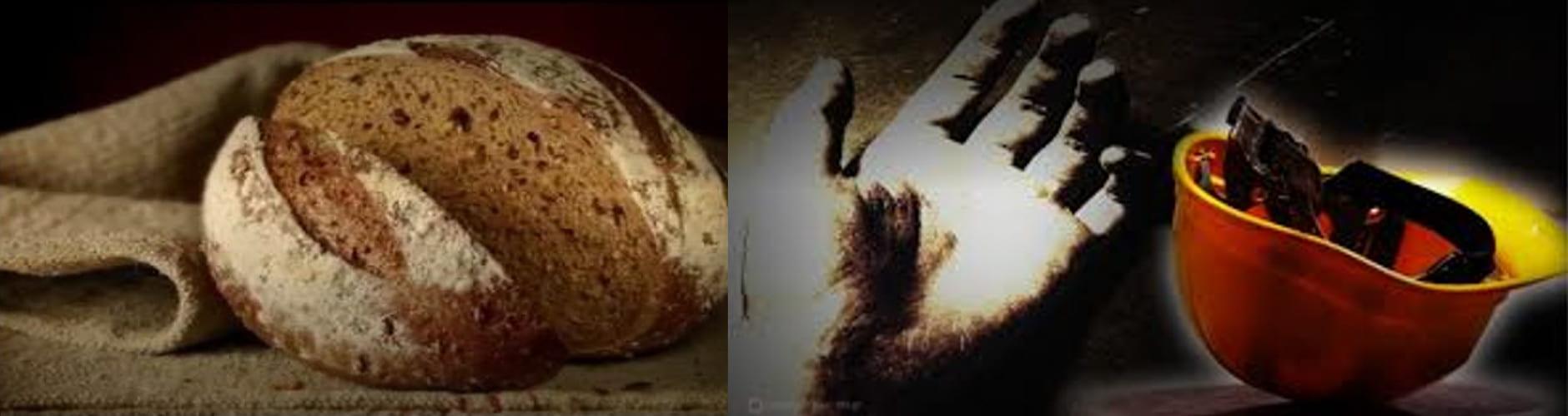 Για ένα κομμάτι ψωμί, δε φτάνει μόνο η δουλειά