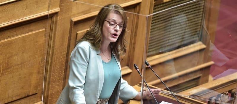Για μία ώρα έμεινε «ανεξάρτητη» βουλευτής της «Ελληνικής Λύσης»