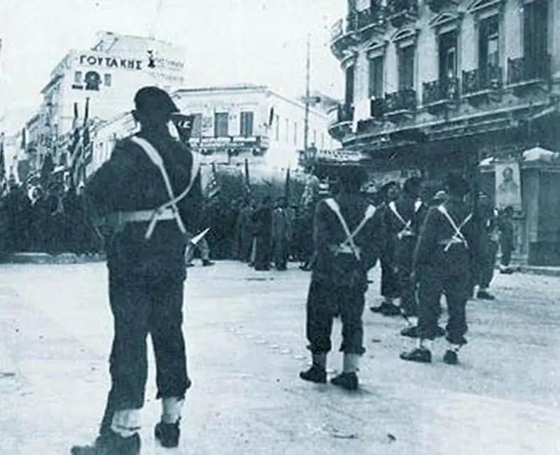 Δεκέμβρης 1944: 33 στιγμές από τη μάχη της Αθήνας (Β' Μέρος)