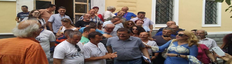 Δικαίωση για 289 συμβασιούχους του Δήμου Πατρέων – Αποθέωση Πελετίδη